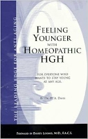 homeopathic hgh to feel young again book by Dr. H A Davies