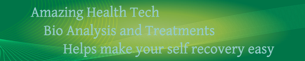 Amazing Health Tech Helps make self recovery easy